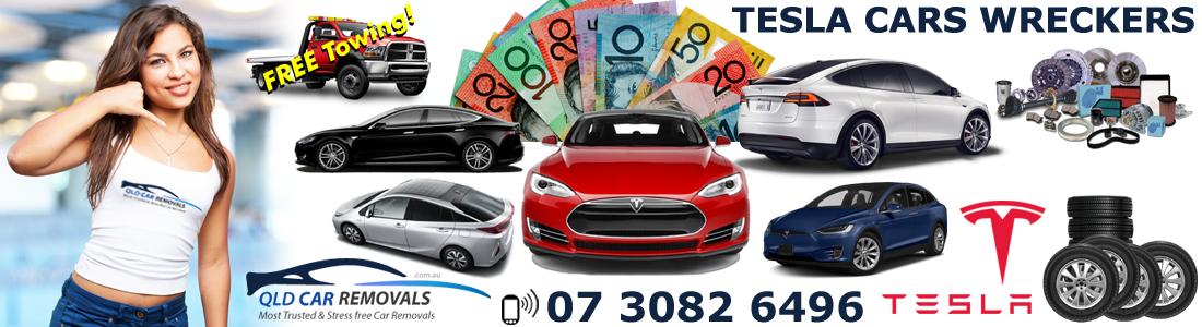 Cash for Tesla Cars Brisbane