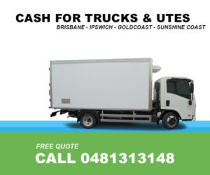 Cash For Trucks Wreckers
