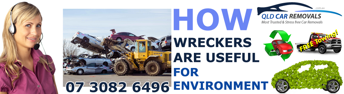 wreckers are useful for environment