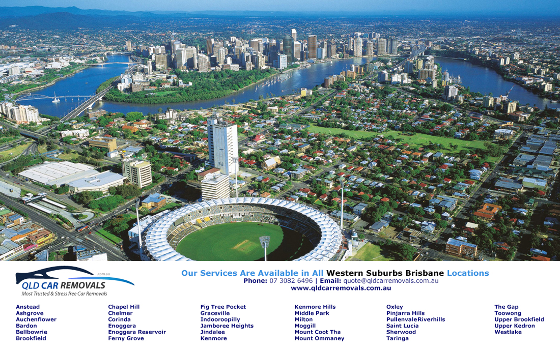 Western Suburbs Brisbane