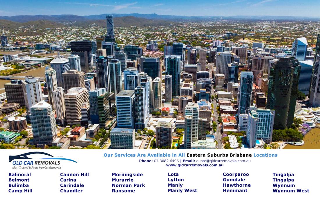 Eastern Suburbs of Brisbane