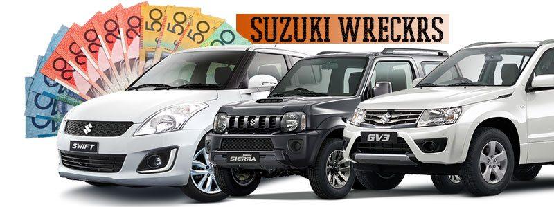 Brisbane Suzuki Wreckers