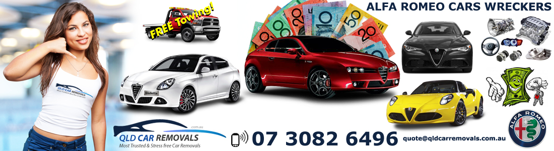 Cash for Alfa Romeo Cars Brisbane