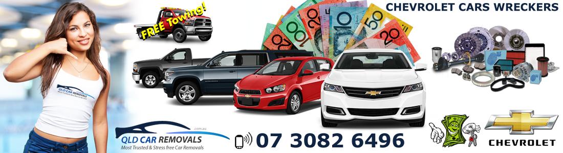 Cash for Chevrolet Cars Brisbane