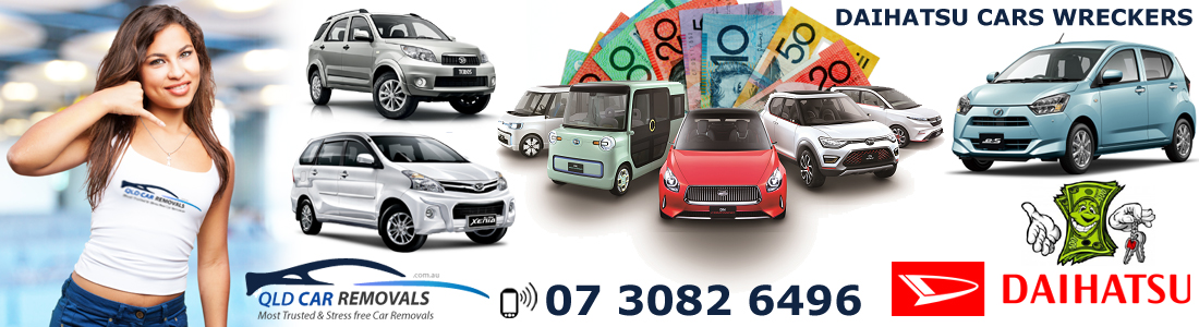 Cash For Daihatsu Cars Brisbane