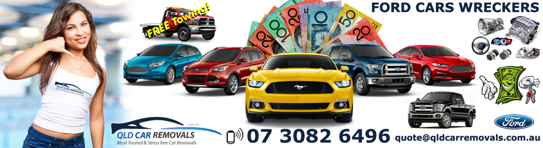 Cash for Ford Cars Brisbane