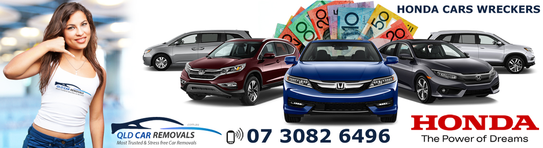 Cash For Honda Cars Brisbane