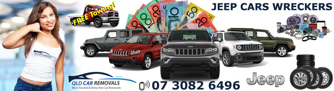 Cash for Jeep Cars Brisbane