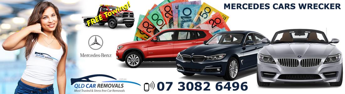 Cash for Mercedes Cars Brisbane