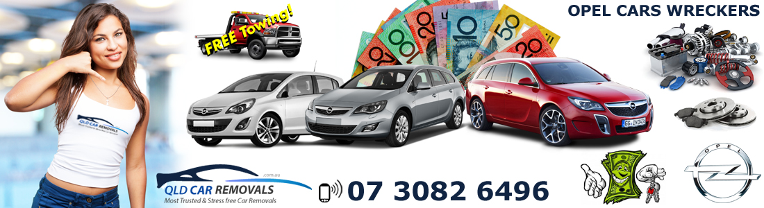 Cash for Opel Cars Brisbane