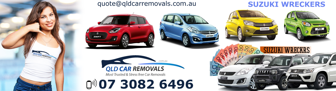 Cash for Suzuki Cars Brisbane