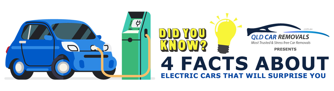 4 Facts about Electric Cars that will Surprise You