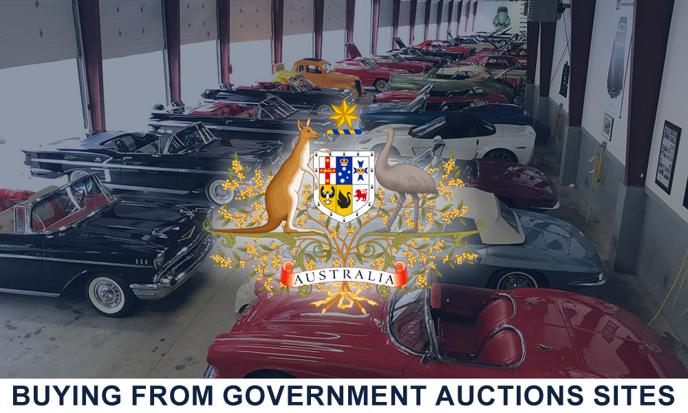 Buying From Government Auctions Sites