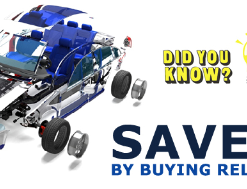 Save Money By Buying Reliable Vehicle Parts