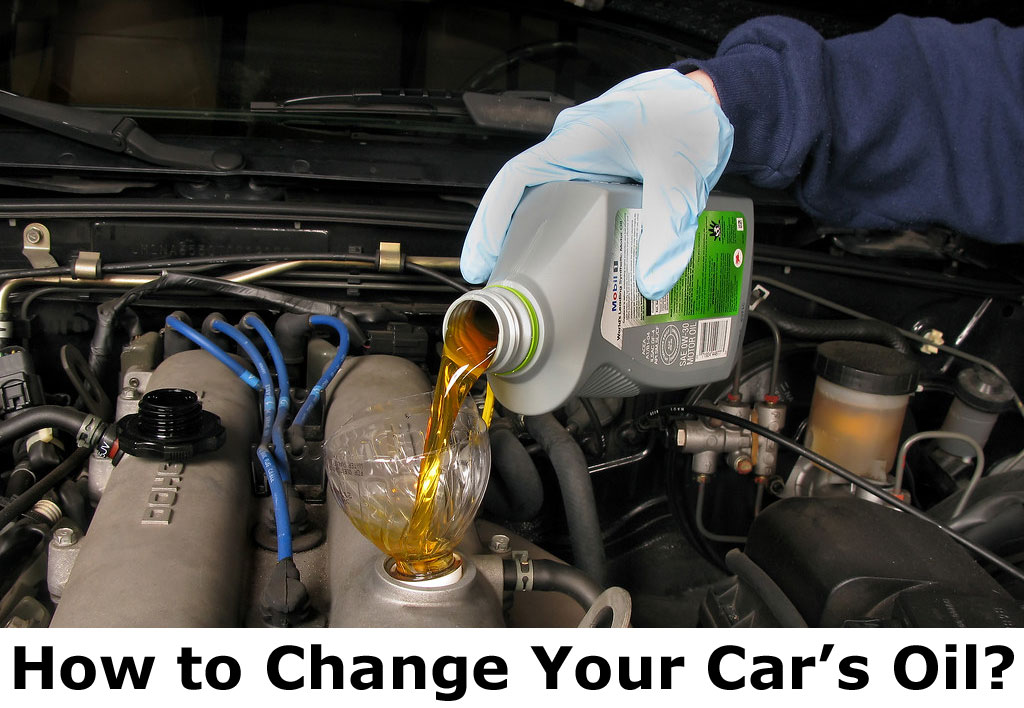 How to Change Your Car's Oil?